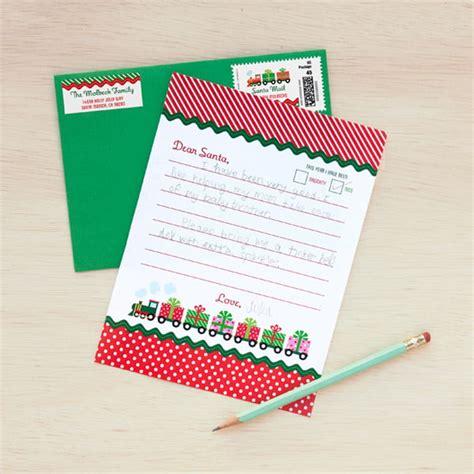 diy letter  santa  holiday express style