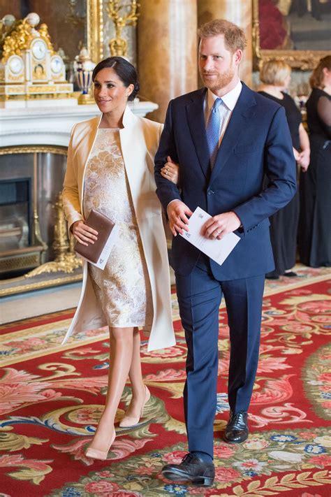 meghan markle start maternity leave popsugar
