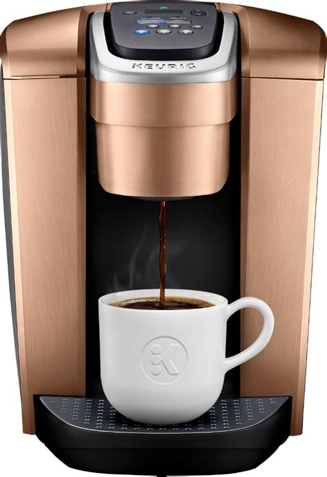 Whether you are new to using coffee pods or a seasoned veteran, you are probably aware of the huge amount of keurig coffee pods that are available for use. Keurig - K-Elite Single-Serve K-Cup Pod Coffee Maker - Brushed Copper | Okinus Online Shop
