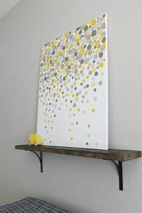 Super easy diy art one hobby lobby canvas acrylic paints for What kind of paint to use on kitchen cabinets for hobby lobby canvas wall art
