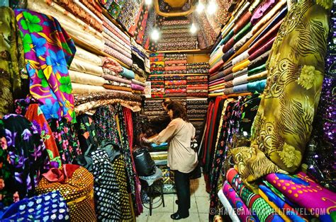 Fabric Store by Fabric Store At The Grand Bazar Istanbul Istanbul