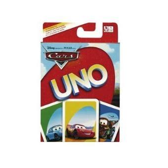foto de Jeu de société Uno Cars 3 Mattel Jeu de cartes Achat