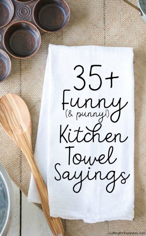 funny kitchen towel sayings  crafters kitchen humor funny towels funny kitchen towel