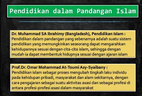 makna adab  perspektif pendidikan islam