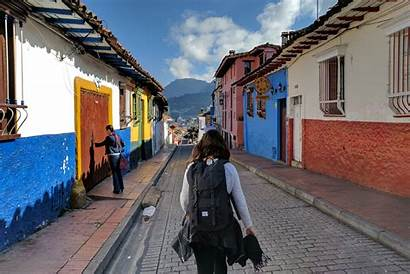 Dangerous Places Colombia Travel Scared Don Bogota