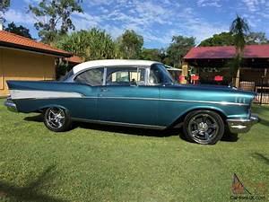 Chevrolet Bel Air 1957 : chevy belair 1957 2 door hard top chevrolet bel air 1957 chevy cruiser in qld ~ Medecine-chirurgie-esthetiques.com Avis de Voitures