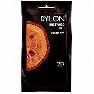Polyester Färben Dylon : dylon fabric clothes dye rosewood red hand wash use 50g ~ Watch28wear.com Haus und Dekorationen