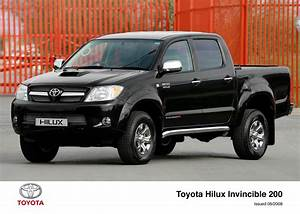 More Style  More Muscle  Toyota U2019s New Hilux Invincible 200