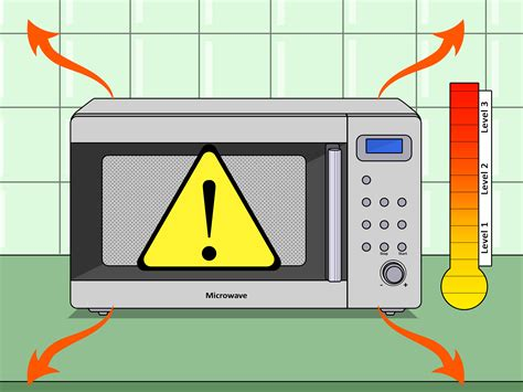 fluorescent light bulb 3 ways to check a microwave for leaks wikihow