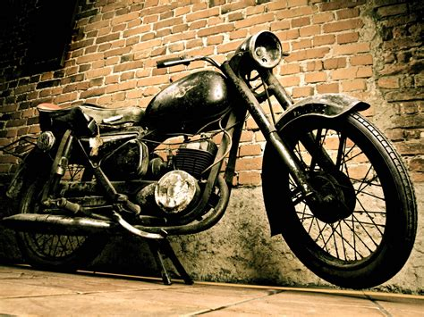 Vintage Motorcycle Pictures Free Download> Subwallpaper