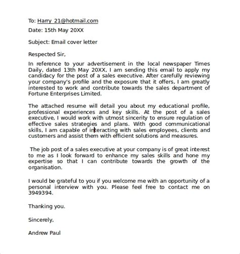 sample business letter format   documents