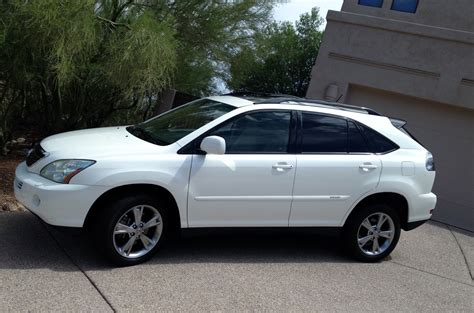 Service Manual [how To Replace A 2007 Lexus Rx Hybrid
