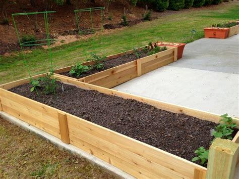michael nolan s raised bed patio gardens garden