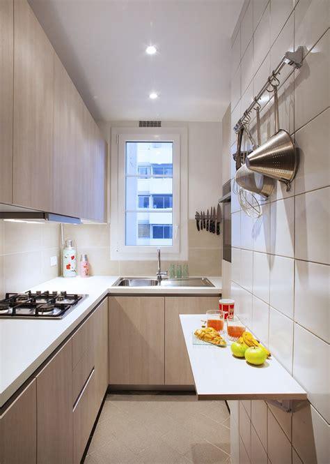 cuisine et bains magazine la cuisine couloir 10 exemples à suivre cuisines et bains