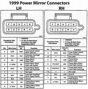 12  Electric Door Mirror Wiring Diagramelectric Door