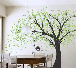 Wall art design tree for walls full leafy