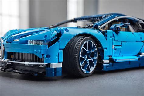 Build just like a bugatti engineer. 42083 LEGO Technic Bugatti Chiron-56 | The Brothers Brick ...