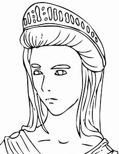 8 Images of Hera Greek Goddess Coloring Page - Easy to ...