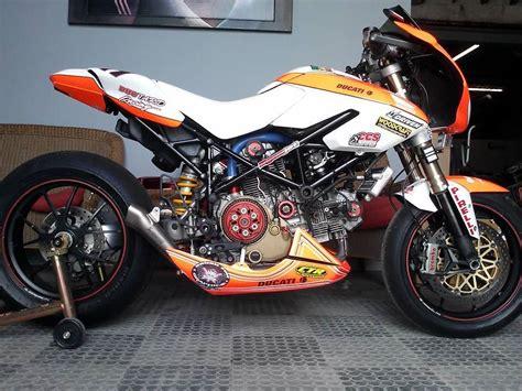 Ducati Hypermotard 1100 Race Bike