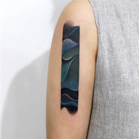Feminine Back Tattoos Designs