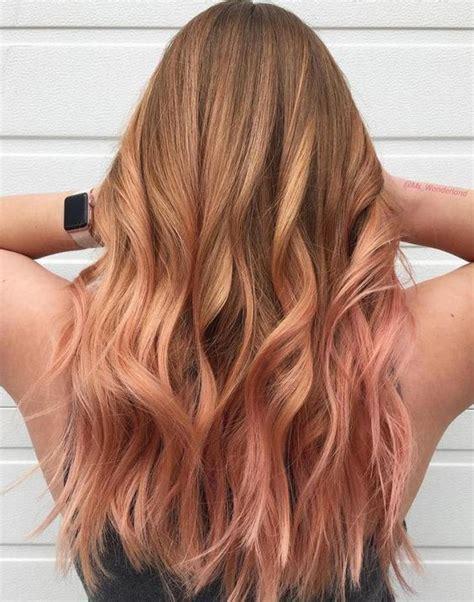 pink highlight hairstyle ideas  slay