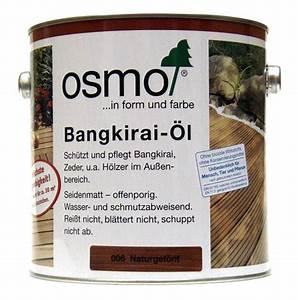 Osmo Douglasien öl : osmo bangkirai l 006 naturget nt seidenmatt 2 5ltr homecenterla shop ~ Buech-reservation.com Haus und Dekorationen