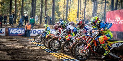 Latvijas motokrosa sezona startēs Aizputē, lielais fināls ...