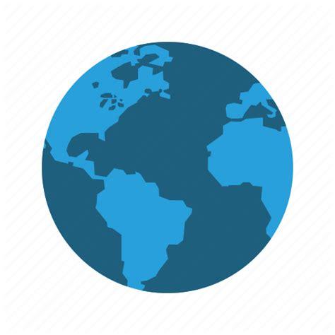 foto de Earth globe worldwide icon