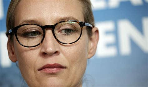 Who is the AfD's Alice Weidel? Far-right lesbian mother ...