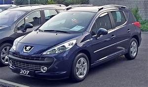 Peugeot 207 Sw : file peugeot 207 sw front jpg ~ Gottalentnigeria.com Avis de Voitures