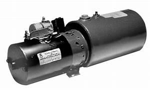 Liftgate Pump Push Button Gravity Down 1 Gallon 4400351