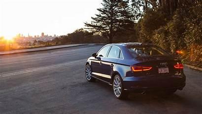 A3 Audi Desktop Backgrounds Wallpapers Sedan Rear