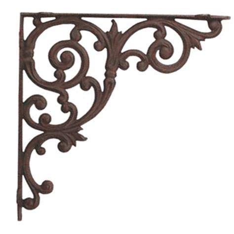 Decorative Metal Corbels by Brackets Corbels Ironaccents