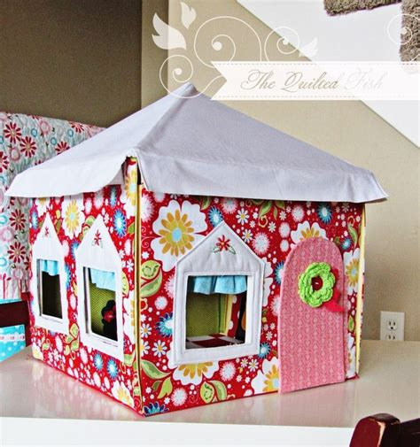 how to make a playhouse from pvc pipe simple craft ideas