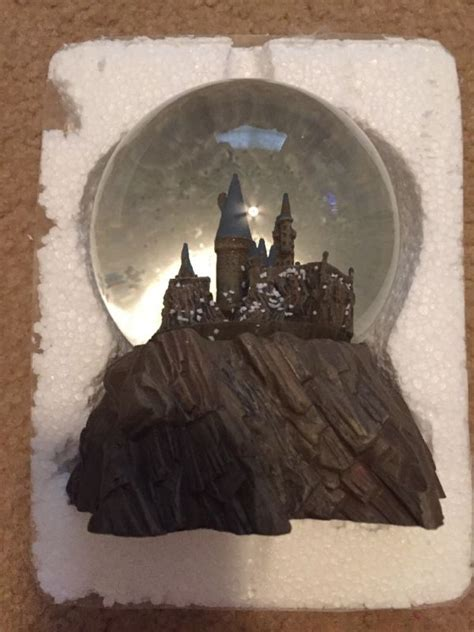 harry potter snowglobe shop collectibles online daily