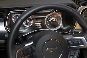 Ford Mustang 2016 Prix : ces 2016 la ford mustang s 39 offre un cockpit virtuel merci delphi photo 2 l 39 argus ~ Medecine-chirurgie-esthetiques.com Avis de Voitures