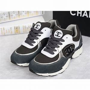 Chanel shoes sneakers