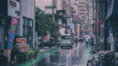Lofi Japan Hip Hop Raining