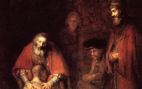 prodigal son   jealous brother thinking faith