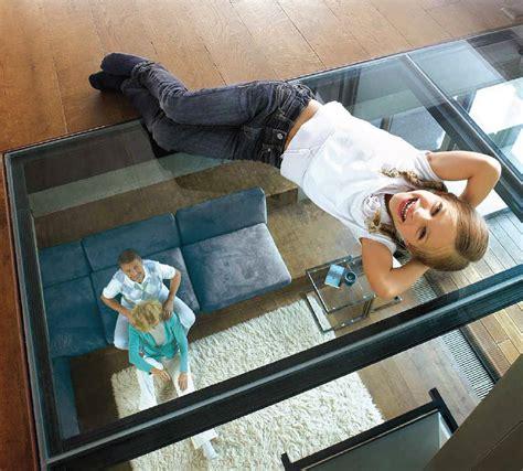 plancher en verre leroy merlin sol transparent installez un carrelage en verre travaux