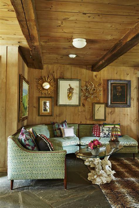 bohemian living room