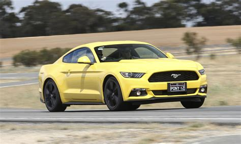 2016 ford mustang review ecoboost coupe quick drive