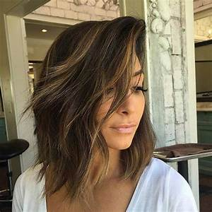 21 Cute Lob Haircuts for This Summer | Bobs, Summer and ...