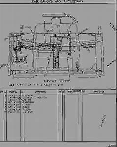4y9634 Cab Wiring Cab Wiring Group - Wheel-type Loader Caterpillar 966f