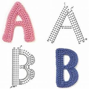 Crochet Alphabet Chart Diagram A To Z  U22c6 Crochet Kingdom