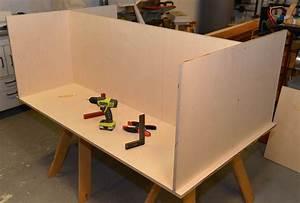 Ken's Mobile Torsion Box Assembly Table - The Wood Whisperer
