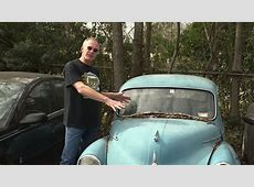"""Tom Cotter Starts YouTube Series """"Barn Find Hunter"""" The"""
