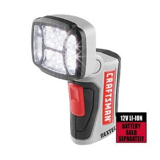 craftsman work light 12v led bright work light light it up with sears