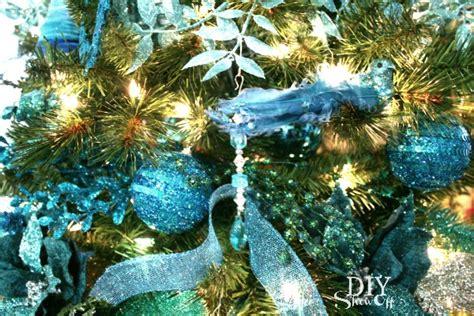 aqua blue christmas lights aqua blue christmas tree images