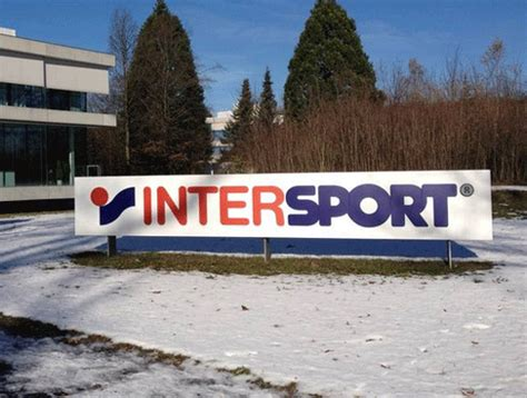 intersport siege intersport un premier magasin marocain en avril